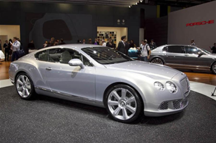 Bentley Conti' to improve sales