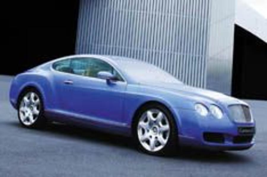 Continental GT gets Mulliner treatment