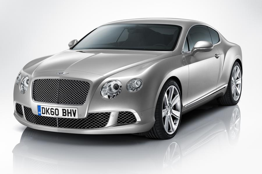 Special-edition Bentleys planned