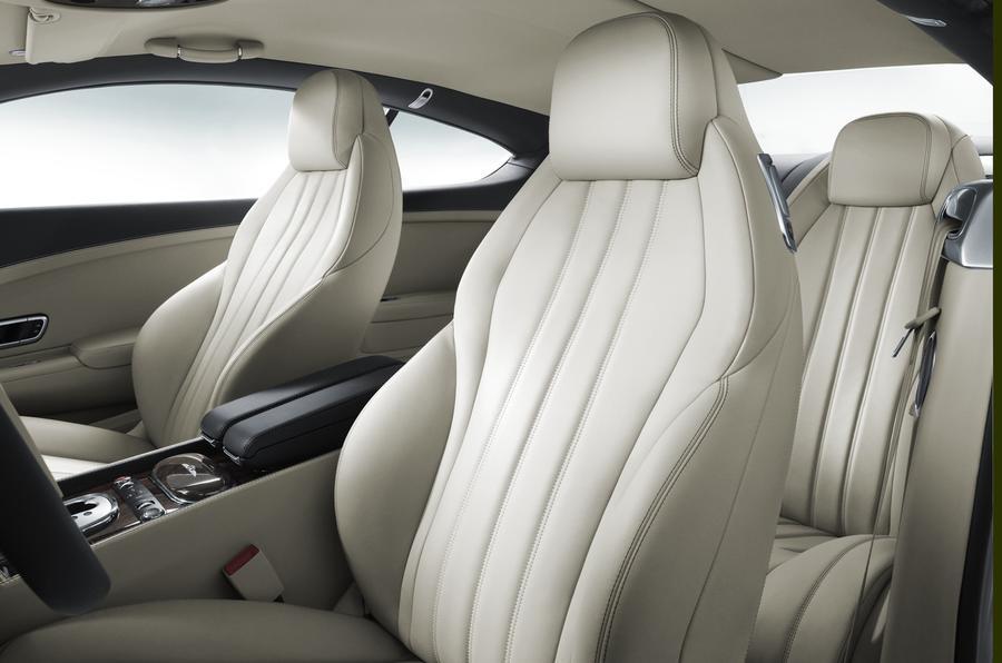 Paris motor show: Bentley Continental GT