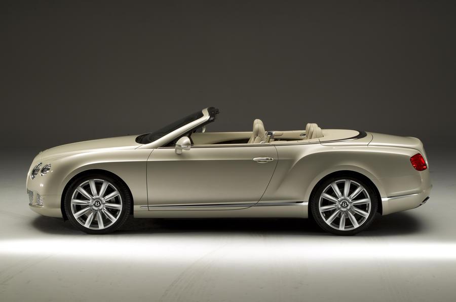 Frankfurt Bentley Continental Gtc Autocar