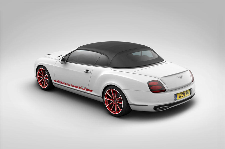 Bentley's latest ice special