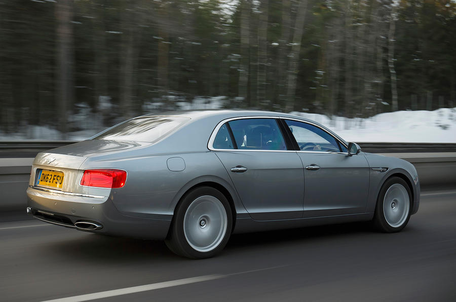 Bentley Flying Spur first drive review