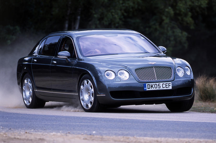 2006 bentley continental flying spur reliability