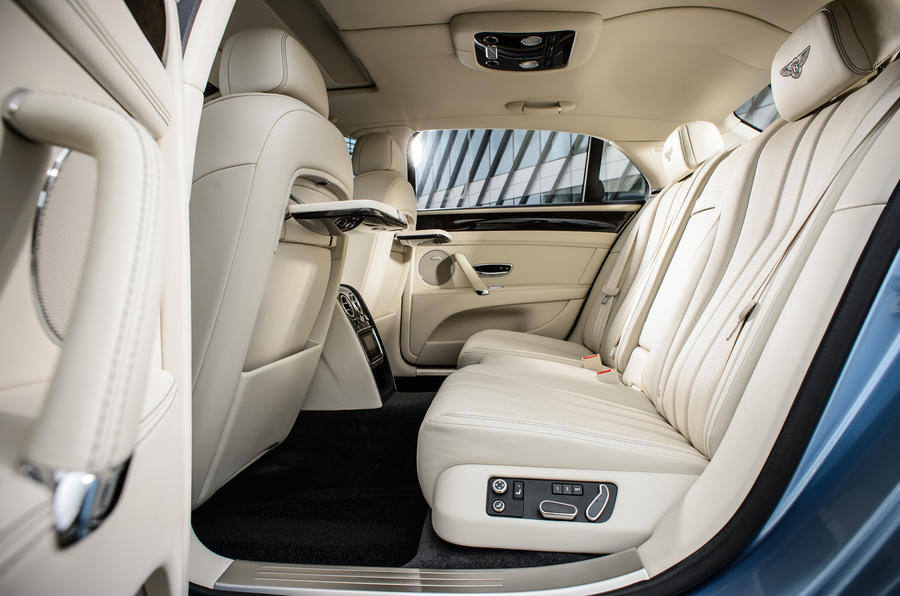 Bentley Flying Spur V8 first drive review