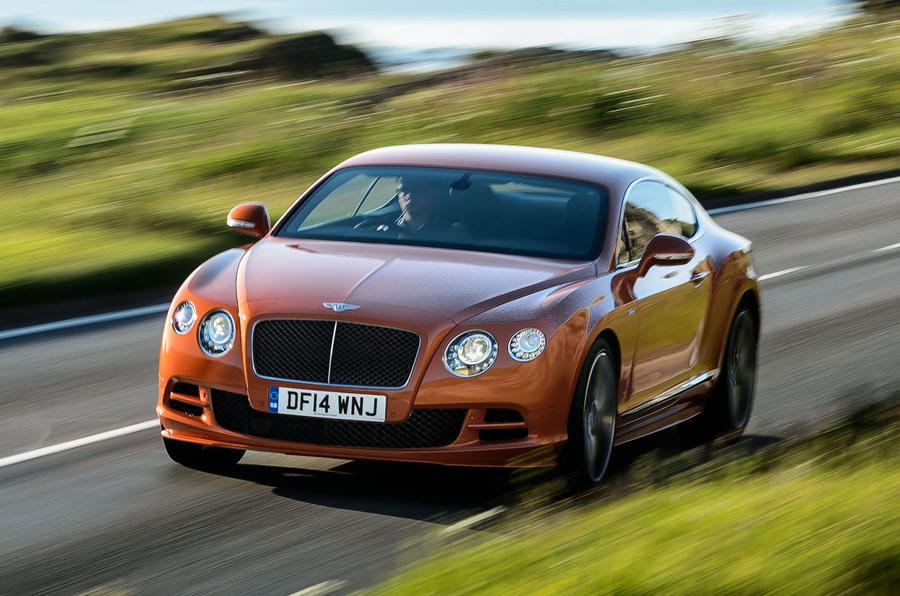 2014 bentley continental gt speed first drive review | autocar