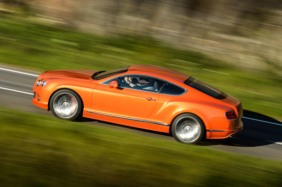 2014 Bentley Continental GT Speed first drive review