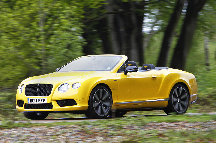 bentley continental gt v8 s convertible first drive. Black Bedroom Furniture Sets. Home Design Ideas