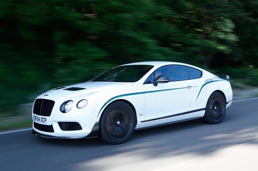 Bentley Continental GT3 R ...