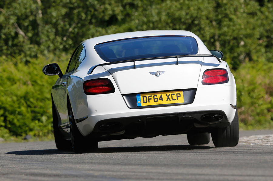 Firmer Bentley Continental GT3-R