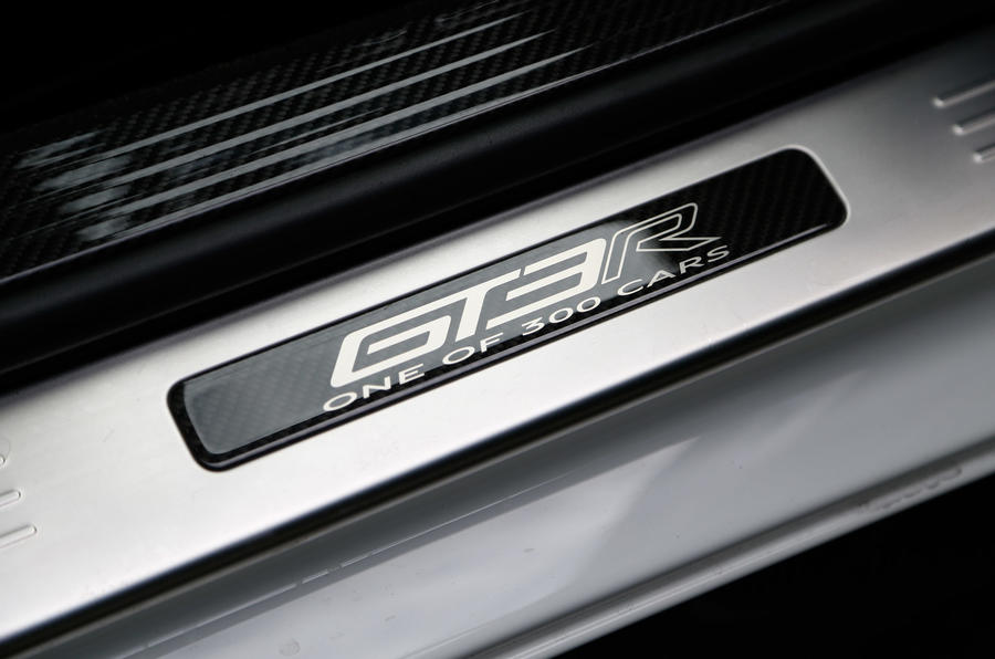 Bentley Continental GT3-R kickplates