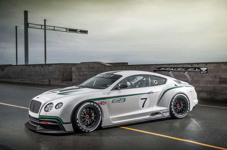 UK debut for Bentley Flying Spur at Cholmondeley