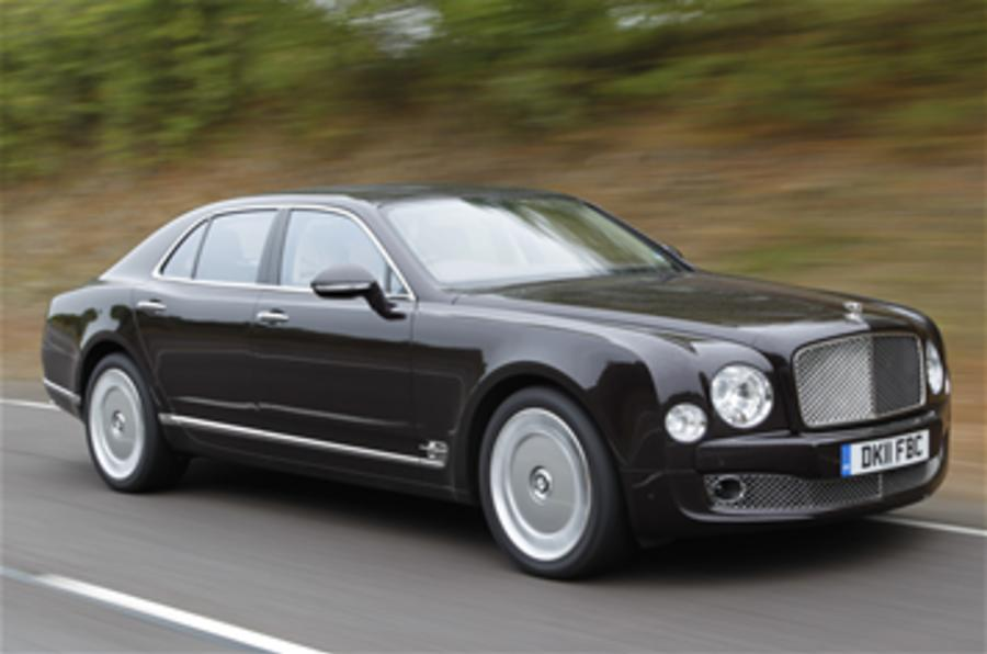 Bentley line-up to grow