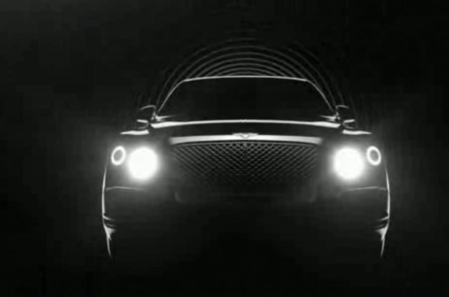 Bentley shows off new SUV styling in video