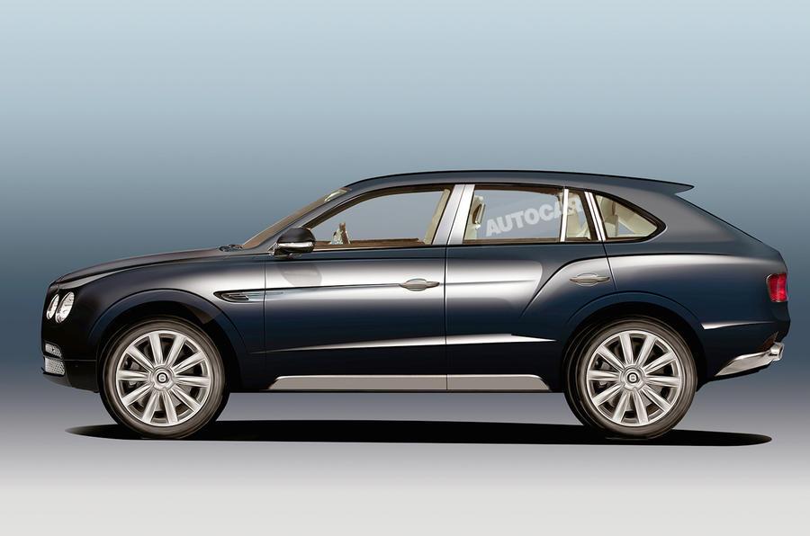 Porsche Cayenne Redesign >> Volkswagen plans new SUV offensive | Autocar