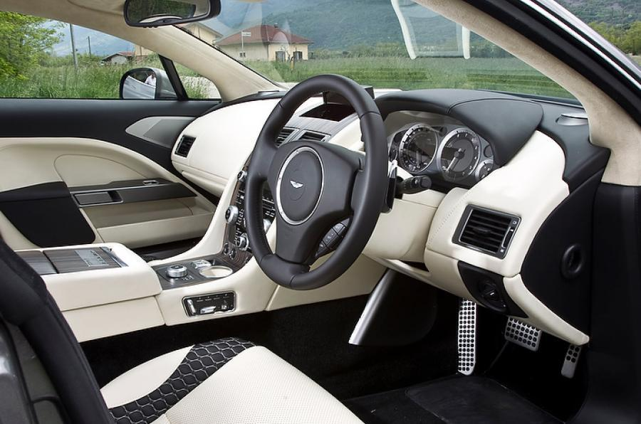 Aston Martin Rapide Shooting Brake interior