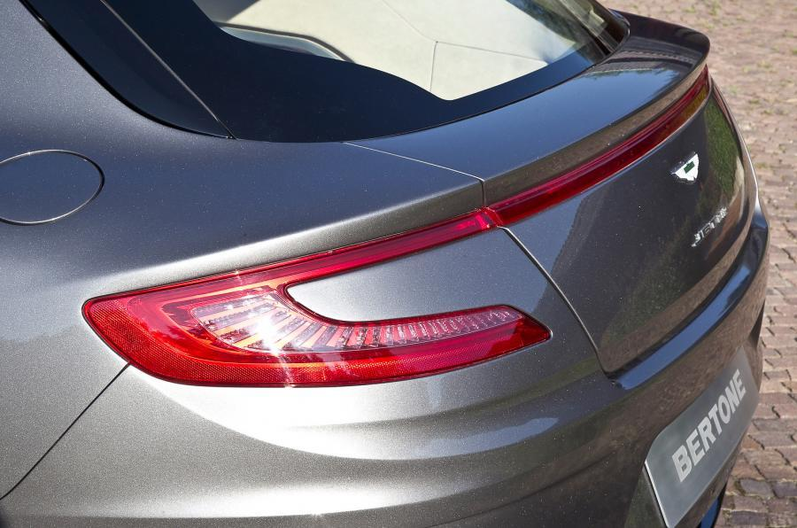 Aston Martin Rapide Shooting Brake rear lights
