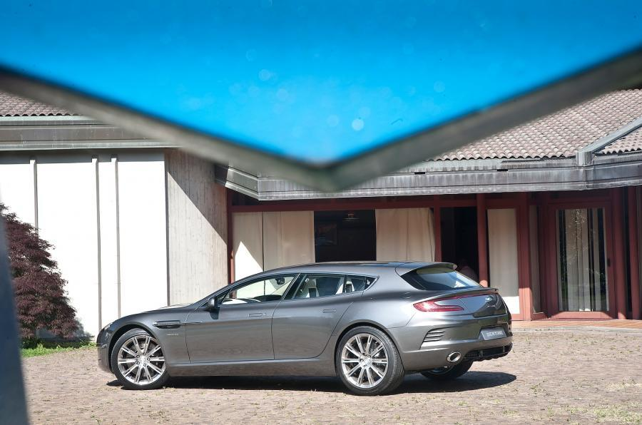 The gorgeous Rapide Shooting Brake