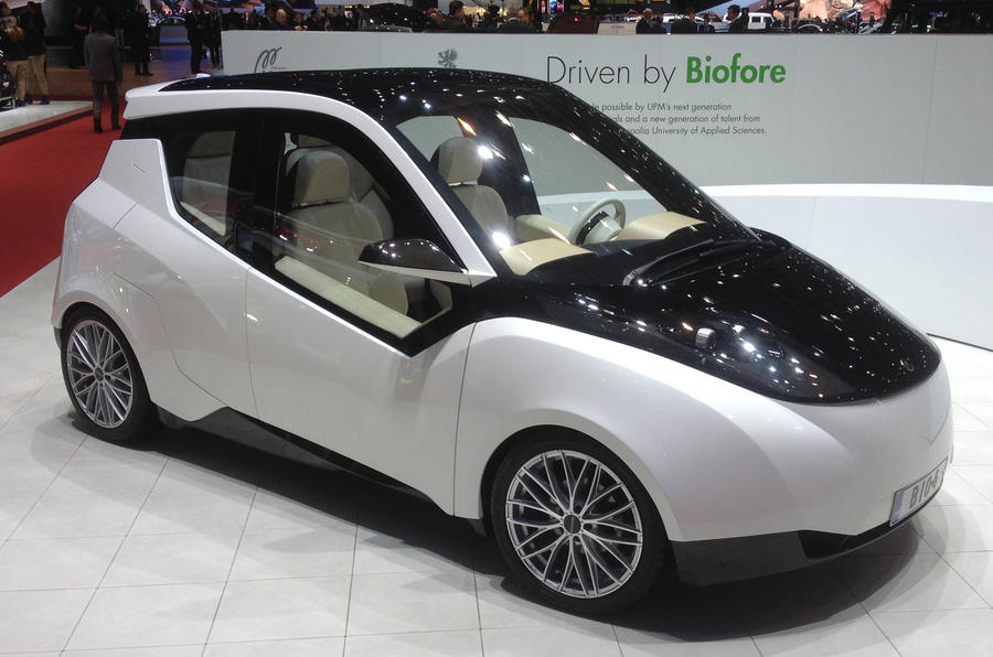 Biofore Metropolia concept to demonstrate