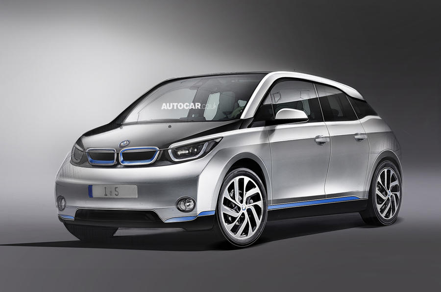 BMW i3 to spawn new family car