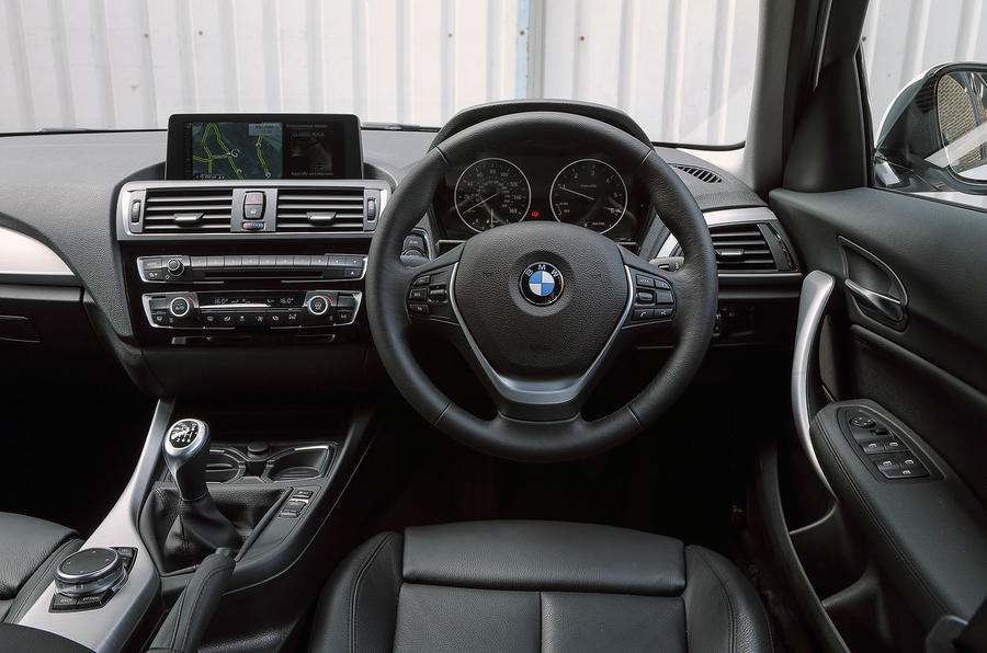 Bmw 1 Series Interior Autocar