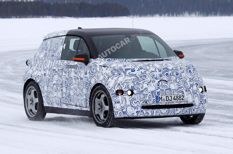 Radical BMW i3 - first pics