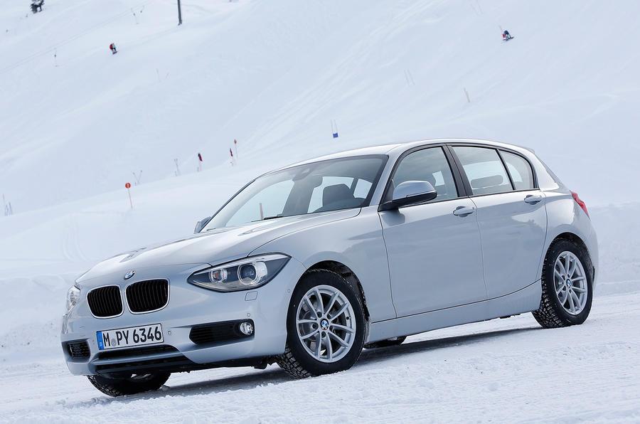 £25,015 BMW 120d xDrive