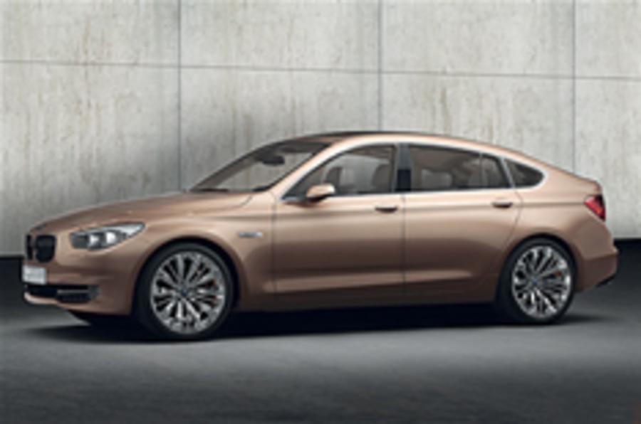 BMW 5-series GT revealed