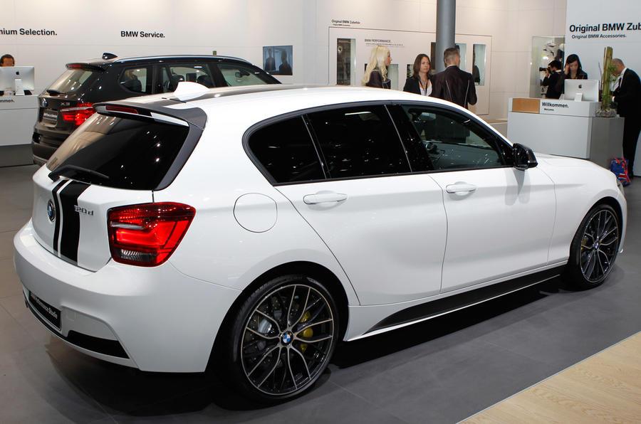 Frankfurt show - BMW 1-series concept