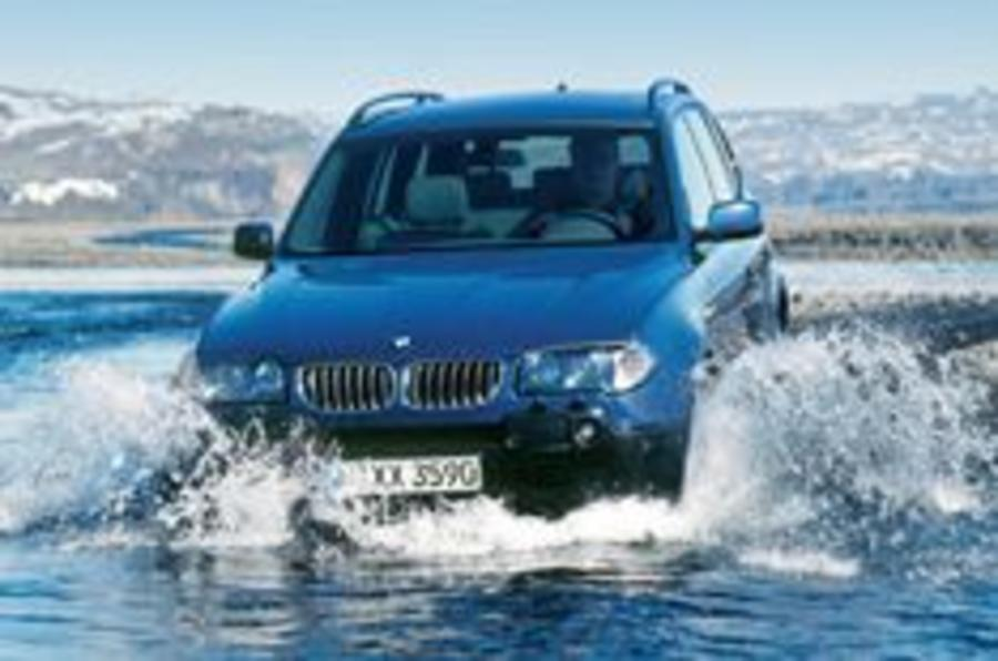 BMW X3 secrets revealed