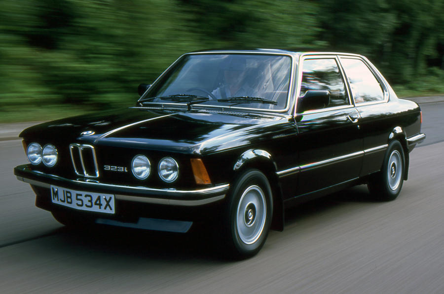 bmw 3 series 36 years in the making autocar. Black Bedroom Furniture Sets. Home Design Ideas