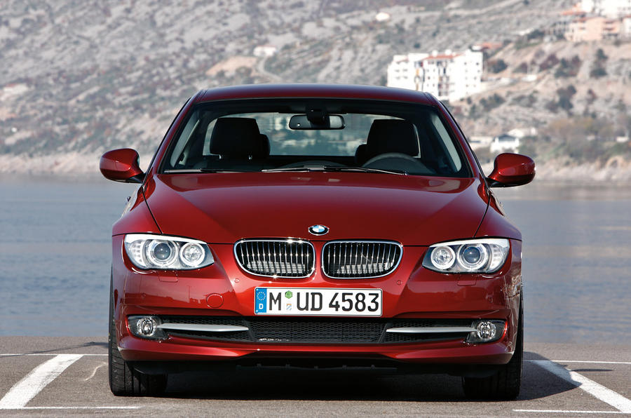 New BMW 3-series coupe/cabrio