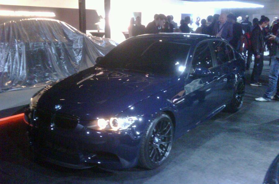 New BMW M3 CSL imminent