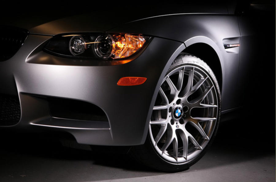 New BMW M3 launch this week