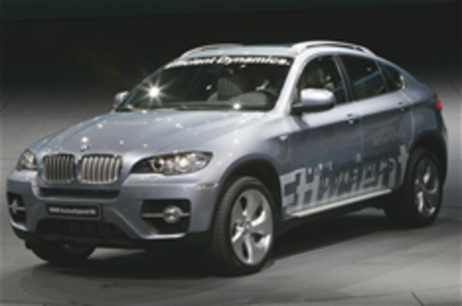 Frankfurt motor show: BMW hybrids