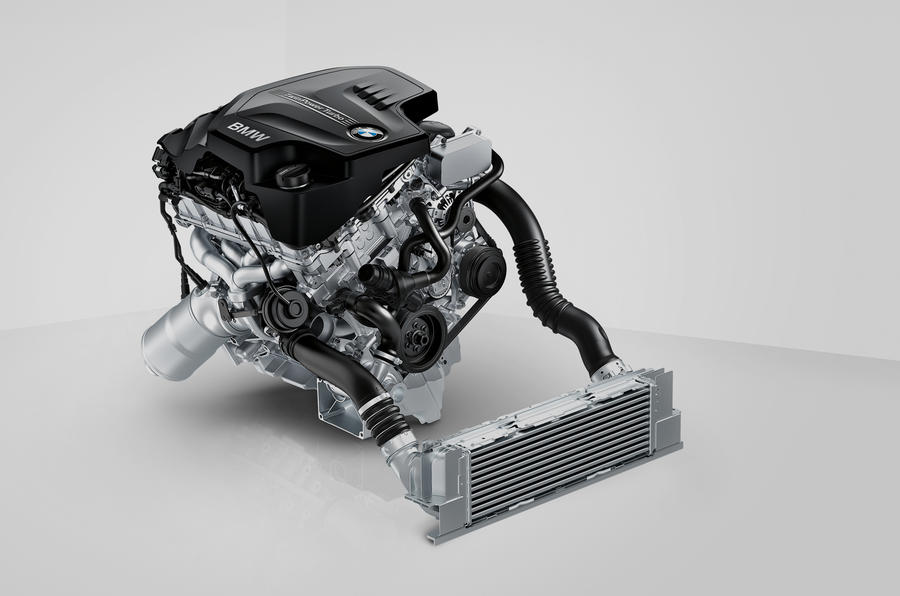 New engine for BMW X3