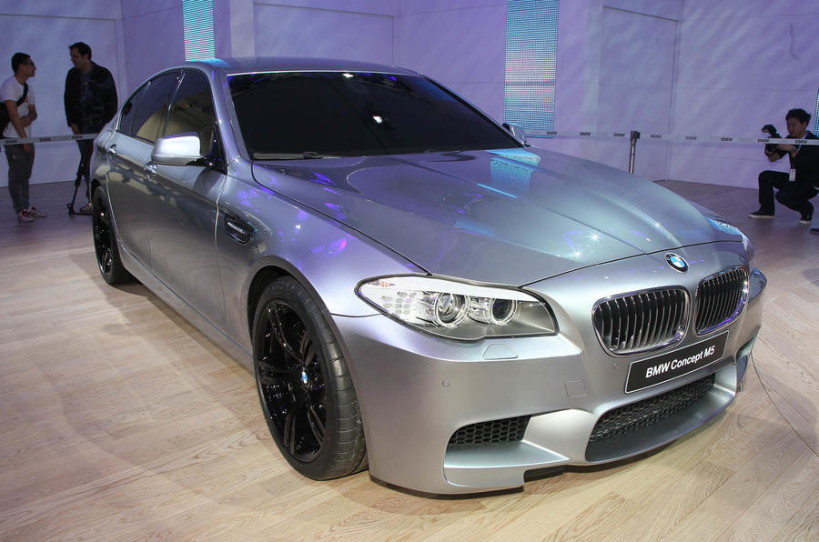 BMW confirms M5 with 4WD