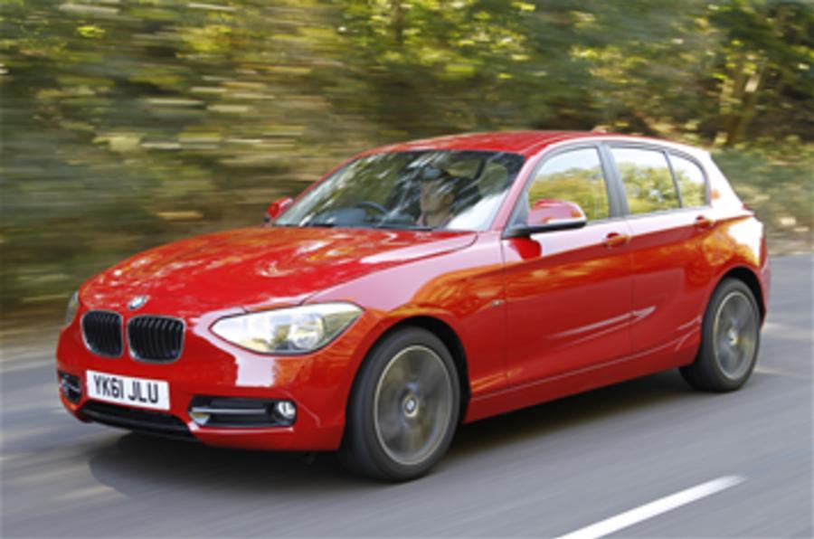 BMW 1-series engine line-up revised