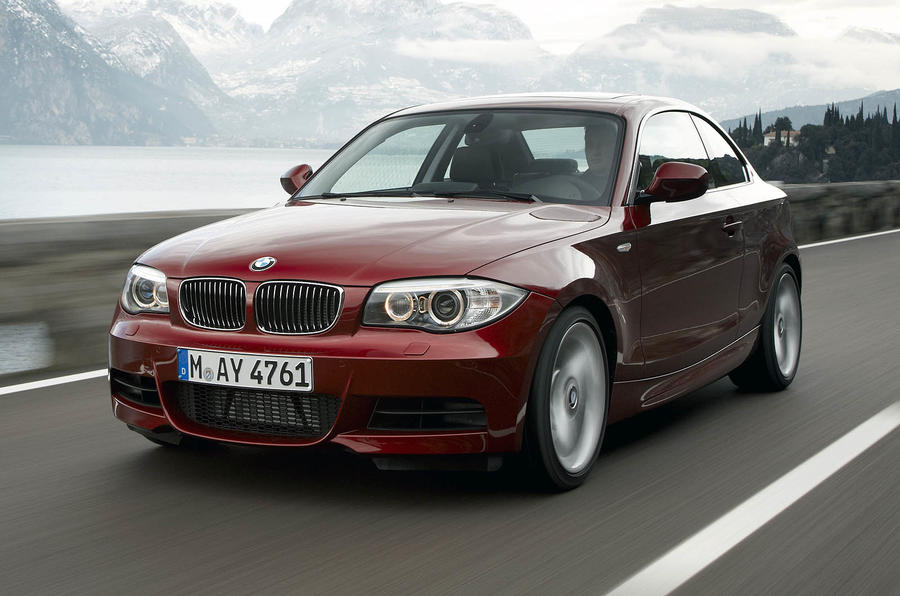 Detroit motor show: BMW 1-series