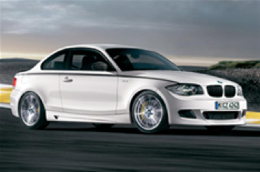 BMW 1-series gets Tii options