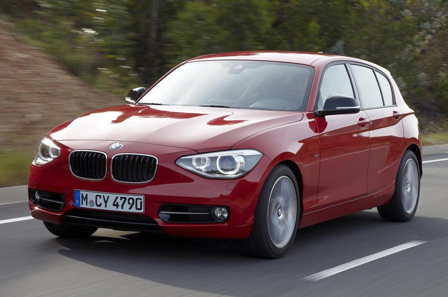 Frankfurt show: BMW 1-series