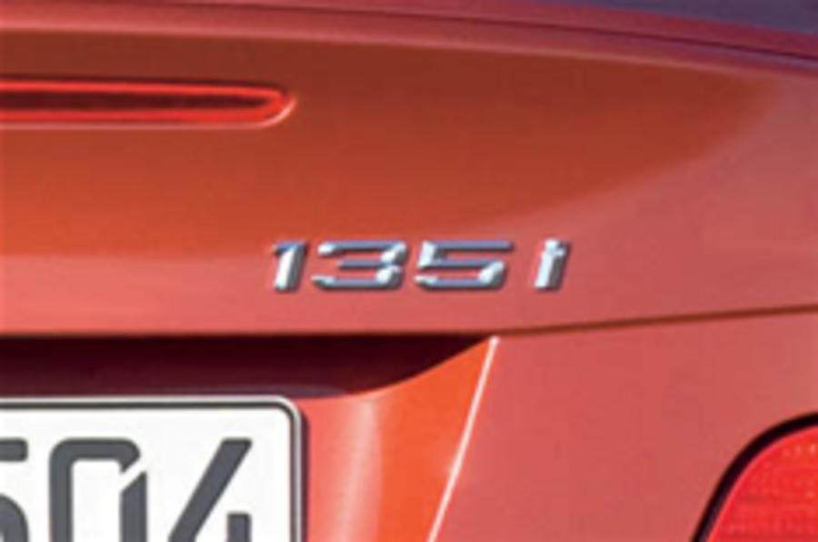 First pics of the BMW 1-series coupe