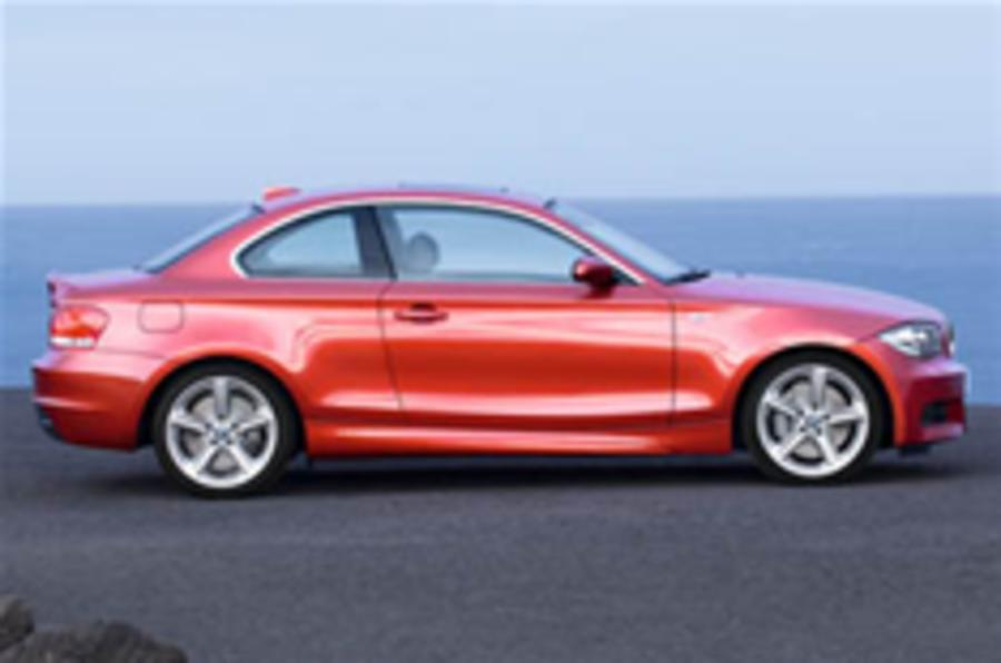 1-series coupe prices revealed