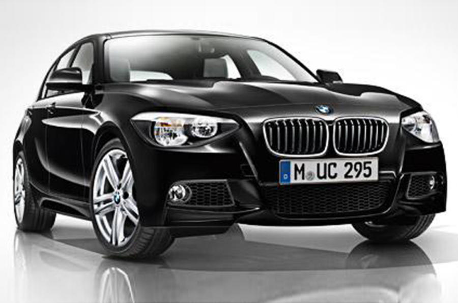 bmw 1 series m sport leaked autocar. Black Bedroom Furniture Sets. Home Design Ideas