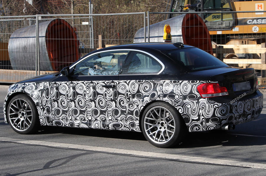 BMW 1-series M confirmed
