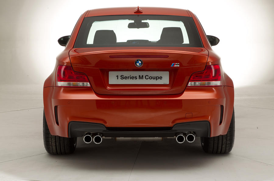 Detroit motor show: BMW 1-series M coupe