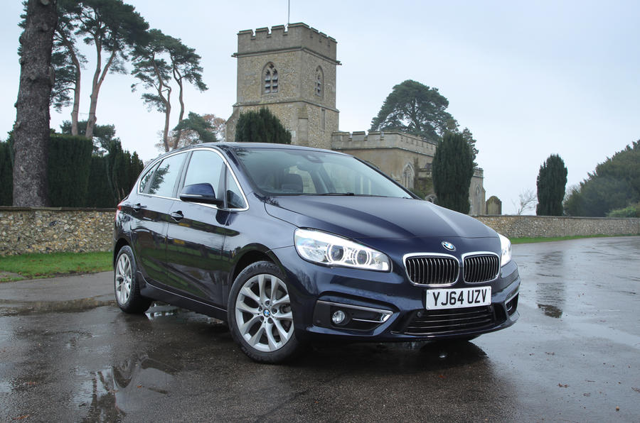 4 star BMW 2 Series Active Tourer