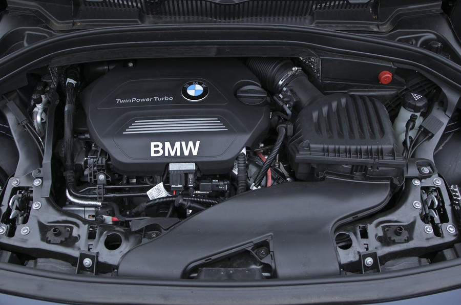 BMW twin-turbo 2.0-litre diesel engine