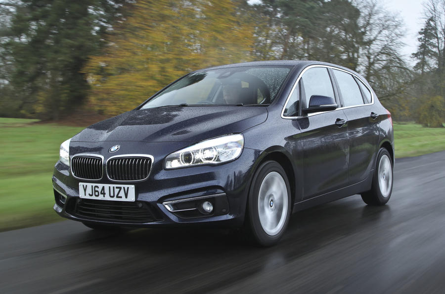 Bmw 2 Series Active Tourer Review 2019 Autocar
