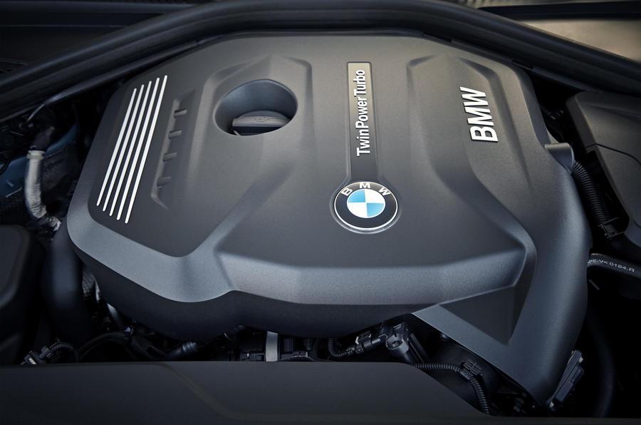2.0-litre BMW 2 Series Convertible petrol engine